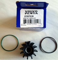 Two Pack Volvo Penta Impeller Kit 22307636