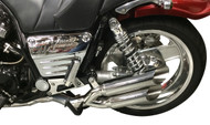 Quadzilla Vmax Exhaust