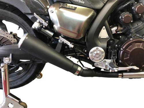 4 into 2 TwinStar Exhaust Yamaha VMAX
