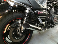 DragStar 4-1 High Performance Full Exhaust System - Yamaha Vmax VMX1200