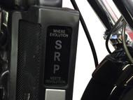 SRP Radiator Cover Badge (85-07 All)