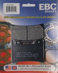 EBC Brakes High Performance Organic Brake Pads - Front (93-07 All)