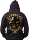 Men's Marines Hoodie - USMC - We Fight What You Fear United States Marine Corps - Semper Fi - Back