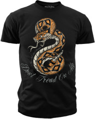 Men's Marines T-Shirt - Don't Tread on Me