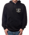 "Men's Hoodie - Armor of God ""Ephesians 6:13-17"" Military Hooded Sweatshirt - Front"