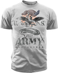 Men's Army T-Shirt - U.S. Army - This Union Must Be Preserved United States Army