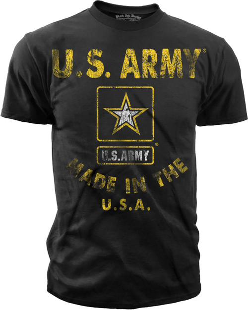 Men's Army T-Shirt - Army Made in the USA. - US Army
