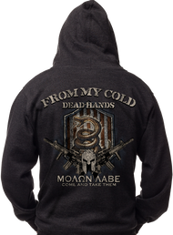 Unisex Men's and Lady's Hoodie - From My Cold Dead Hands Sweatshirt