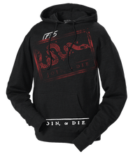 Unisex Men's and Lady's Hoodie - Join, or Die Sweatshirt