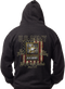 Men's and Lady's ARMY Hoodie - US Army For Those That Served Sweatshirt Back