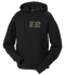 Men's and Lady's ARMY Hoodie - US Army For Those That Served Sweatshirt Front