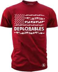 Men's T-Shirt - Delporables - American Pride T-Shirt