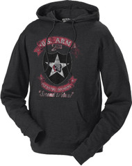 US Army 2nd Infantry Retro United States Army Hoodie