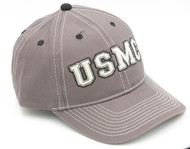 USMC STITCH Embroidered Cap front