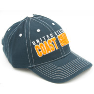 U.S. Coast Guard Embroidered Cap (MC727N)