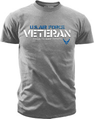 U.S. Air Force Veteran - Proud to Have Served T-Shirt - Front