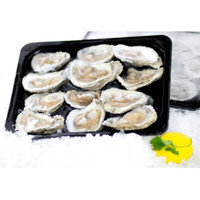 Oysters On The Half Shell, (2 Dozen)