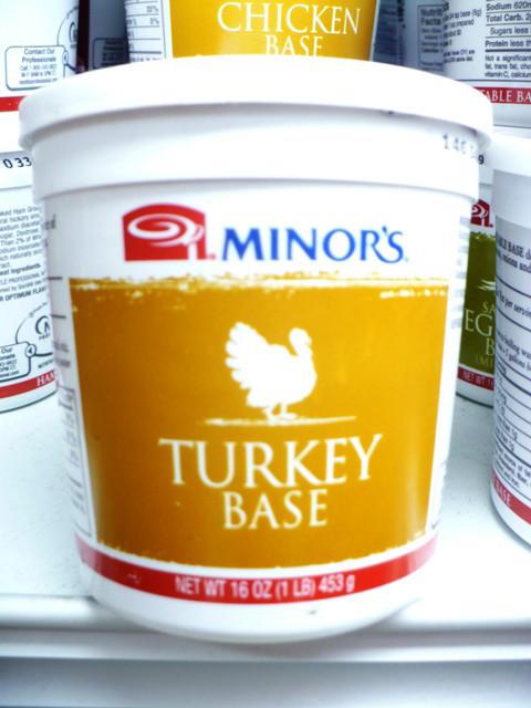 Minor's Turkey Base (16 Oz.)