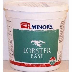 Lobster Soup Base (16 OZ)