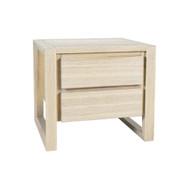 Frame Bedside Table