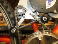 Chain Tensioner - Right Side