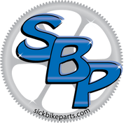 3 inch SBP Sticker