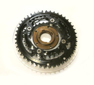Triple Chainring with Dicta Freewheel