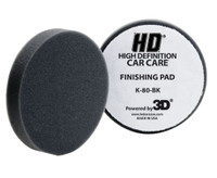 Foam Pad Finishing Black
