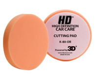 Foam Pad Cutting Orange