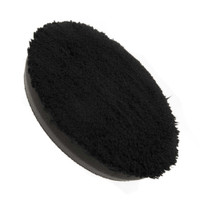 Buff and Shine Microfibre Polishing Pad Black