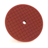 Kamikaze Banzai Dynamics Polishing Pad Red