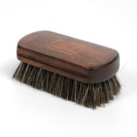 Premium Wood Handle Horsehair Leather brush