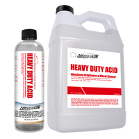 Nanoskin Heavy Duty Acid. Aluminium Brightener & Wheel Cleaner Concentrate