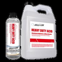Nanoskin Heavy Duty Acid. Aluminium Brightener & Wheel Cleaner Concentrate