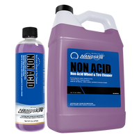 Nanoskin NON ACID Non-Acid Wheel & Tire Cleaner concentrate