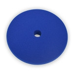 BUFF AND SHINE Dark Blue URO-TEC Heavy Polishing Pad for Long Throw DA