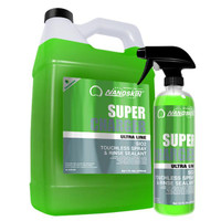 Nanoskin SUPER-CHARGER SiO2 Touchless Spray & Rinse Sealant