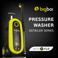 BIGBOI WASHR FLO Pressure Washer