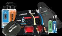 "Nanoskin AUTOSCRUB 6"" Pad Pro Starter Kit Medium Grade"