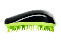 Dessata - Colours - Original Detangling Brush - Black-Lime