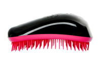 Dessata - Colours - Original Detangling Brush - Black-Fuchsia