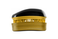 Dessata - Professional - Mini Detangling Brush - Black-Gold
