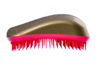 Dessata - Professional - Original Detangling Brush - Old Gold-Fuchsia