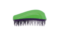 Dessata - Maxi Detangling Brush - Green-Purple
