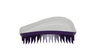 Dessata - Maxi Detangling Brush - White-Purple