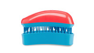 Dessata - Colours - Mini Detangling Brush - Coral-Turquoise