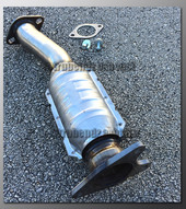 99-02 Mercury Cougar - Direct Fit High Flow Converter - Stainless 3B
