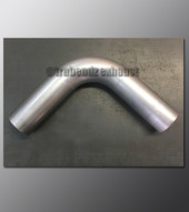 Mandrel Bend - 2.25 Inch OD Tube .065 wall - 90 Degree Aluminized