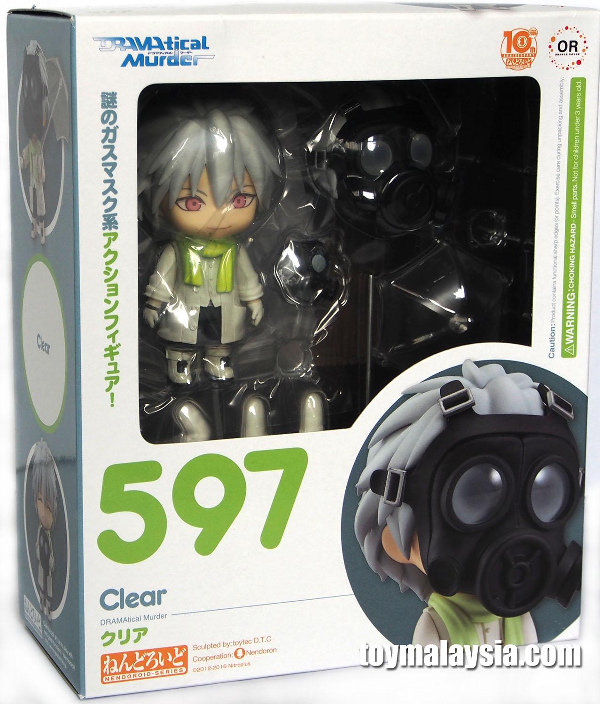 Nendoroid Clear