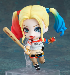 Nendoroid 672 - Harley Quinn: Suicide Edition Suicide Squad